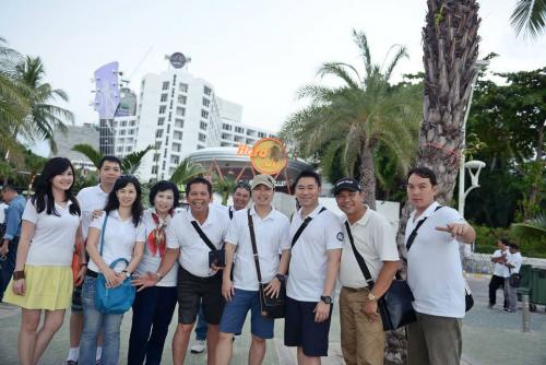 EZ SERVICES OUTING